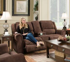 Simmons Upholstery 50868BR63OSBORNCHOCOLATE