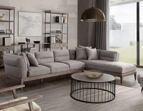 Diamond Sofa EDENRF2PCSECTGR