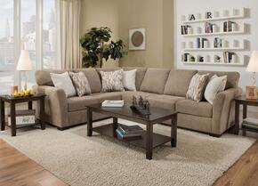 Simmons Upholstery 705803LB03R