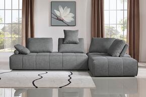 Diamond Sofa CLOUDLGBGR2PC