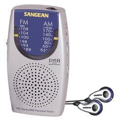 Sangean SR3
