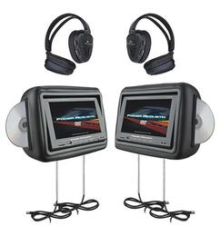 Power Acoustik HDVD9BK