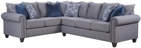 Simmons Upholstery 9175BR03LB03R