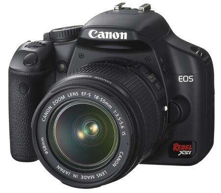 canon eos450dxsiblkkit11 large view