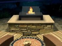Anywhere Fireplace 90296