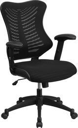 Flash Furniture BLZP806BKGG