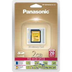 Panasonic RPSDV02GU1A