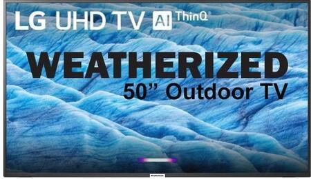Weatherized TVs 50L7WT